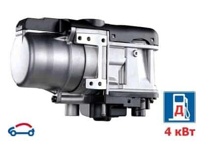 подогреватель для дизеля Webasto Termo top evo 4 на 4 кВт
