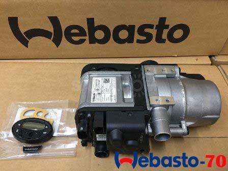 Комплект webasto thermo top evo start + таймер 1533