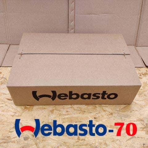 Упаковка подогревателя Webasto