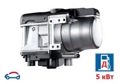 Вебасто Термо про 50 на 5 кВт для догревания двигателя крупных внедорожников и паркетников