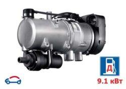 webasto thermo pro 90 на 9 кВт - предпусковой подогреватель дизельного двигателя