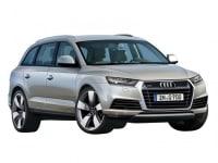 Цена установки Вебасто (Webasto) на Audi Q7 (4M)(2016-)