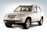 Цена установки Вебасто (Webasto) на Chevrolet Niva I (1998-)