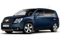 Цена установки Webasto (Вебасто) на Chevrolet Orlando (2011-)