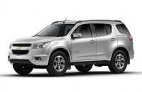 Цена установки Вебасто (Webasto) на Chevrolet TrailBlazer II (2012-)