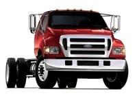 Цена установки Webasto (Вебасто) на Ford F-650 (2000-)