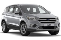 Цена установки Вебасто (Webasto) на Ford Kuga II Restyling (2016-)