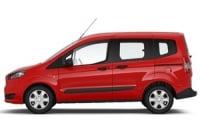 Цена установки Webasto (Вебасто) на Ford Transit/Tourneo Courier (2014-)