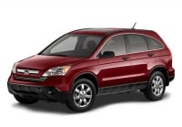 Цена установки Вебасто (Webasto) на Honda CR-V III (2006-2012)
