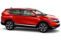 Цена установки Вебасто (Webasto) на Honda CR-V V (2017-)