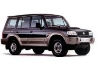 Цена установки Вебасто (Webasto) на Hyundai Galloper (1991-2003)