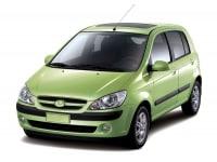 Цена установки Вебасто (Webasto) на Hyundai Getz II (2002-2011)