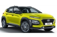 Цена установки Вебасто (Webasto) на Hyundai Kona (2017-)