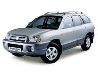 Цена установки Вебасто (Webasto) на Hyundai Santa Fe I Classic (2001-2006)