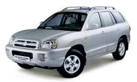 Цена установки Вебасто (Webasto) на Hyundai Santa Fe I Classic (2001-н.в.)
