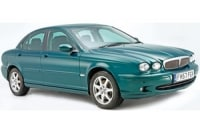 Цена установки Вебасто (Webasto) на Jaguar X-type (2001-2009)