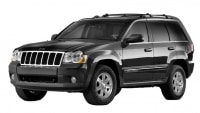 Цена установки Вебасто (Webasto) на Jeep Grand Cherokee WK (2004—2010)