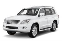 Цена установки Вебасто (Webasto) на Lexus LX III  (J200) (2007-2012)