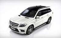 Цена установки Вебасто (Webasto) на Mercedes-Benz GLS-class (x166) (2016-)