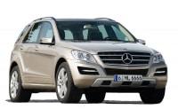 Цена установки Вебасто (Webasto) на Mercedes-Benz ML W166 (2012-)