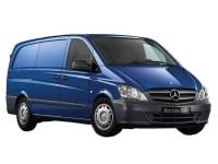 Цена установки Вебасто (Webasto) на Mercedes-Benz Vito (W639) (2004-2014)