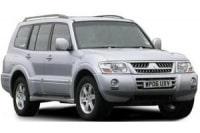 Цена установки Webasto (Вебасто) на Mitsubishi Pajero Sport I (1996-2007)