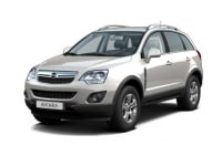 Цена установки Вебасто (Webasto) на Opel Antara (2007-)
