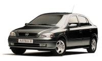 Цена установки Вебасто (Webasto) на Opel Astra G (1998-2004)