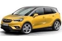 Цена установки Вебасто (Webasto) на Opel Crossland (2017-)