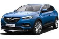 Цена установки Вебасто (Webasto) на Opel Grandland X (2017-)