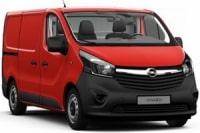 Цена установки Вебасто (Webasto) на Opel Vivaro B (2014-)