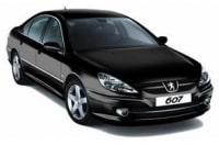 Цена установки Вебасто (Webasto) на Peugeot 607 (1999 - 2010)
