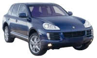 Цена установки Вебасто (Webasto) на Porsche Cayenne (2007-2010)