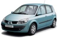 Цена установки Вебасто (Webasto) на Renault Scenic II (2003-2009)