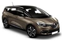Цена установки Webasto (Вебасто) на Renault Scenic IV (2016-)