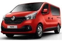 Цена установки Вебасто (Webasto) на Renault Trafic III (2014-)