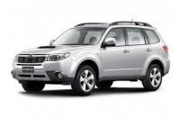 Цена установки Webasto (Вебасто) на Subaru Forester III SH (2008-2012)