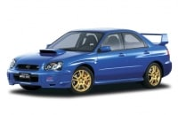 Цена установки Вебасто (Webasto) на Subaru Impreza II WRX (2000-2007)