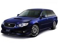 Цена установки Webasto (Вебасто) на Subaru Legacy IV (2003-2009)