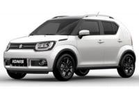 Цена установки Вебасто (Webasto) на Suzuki Ignis II (FF21S)(2016-)
