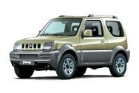 Цена установки Webasto (Вебасто) на Suzuki Jimny (2000-)