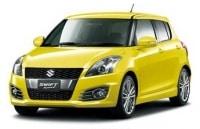 Цена установки Вебасто (Webasto) на Suzuki Swift (2005-)