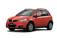 Цена установки Webasto (Вебасто) на Suzuki SX4 I (2006-2014)