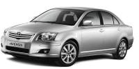 Цена установки Вебасто (Webasto) на Toyota Avensis 2 (2003-2009)
