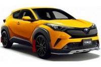 Цена установки Вебасто (Webasto) на Toyota C-HR (2017-)