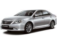 Цена установки Webasto (Вебасто) на Toyota Camry XV50 (2011-2017)