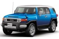 Цена установки Webasto (Вебасто) на Toyota FJ Cruiser (2006-2017)