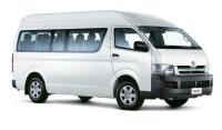 Цена установки Вебасто (Webasto) на Toyota Hiace (2000-)