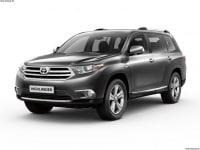 Цена установки Вебасто (Webasto) на Toyota Highlander II ( 2008 - 2013)