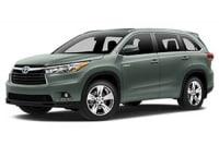Цена установки Webasto (Вебасто) на Toyota Highlander III XU50 ( 2013-)